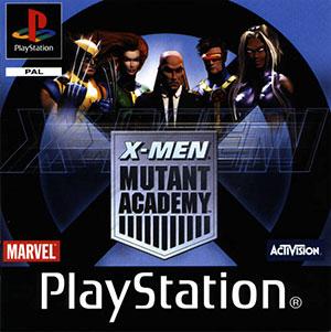 Juego online X-Men: Mutant Academy (PSX)