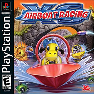 Portada de la descarga de XS Airboat Racing