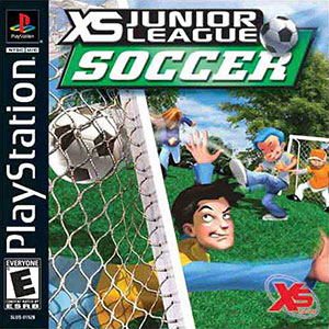 Juego online XS Junior League Soccer (PSX)