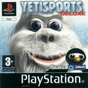 Portada de la descarga de Yetisport Deluxe