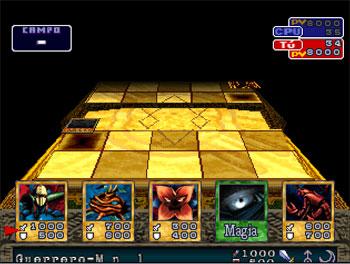 Pantallazo del juego online Yu-Gi-Oh Forbidden Memories (PSX)
