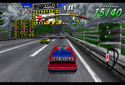 Daytona USA: Circuit Edition
