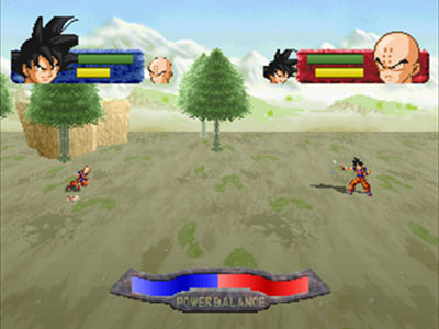 Imagen de la descarga de Dragon Ball Z: The Legend