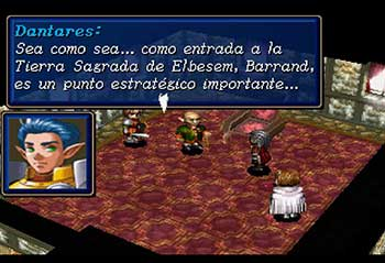 Shining Force III (Episodio 1)