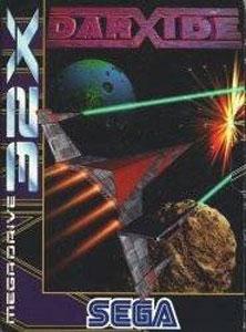 Carátula del juego Darxide (Sega 32x)