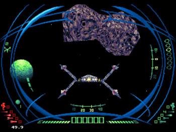 Pantallazo del juego online Darxide (Sega 32x)