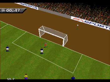 Imagen de la descarga de FIFA Soccer 96