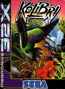 Carátula del juego Kolibri (Sega 32x)