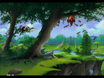 Pantallazo del juego online Kolibri (Sega 32x)
