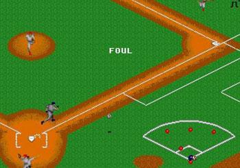 Pantallazo del juego online RBI Baseball 95 (Sega 32x)