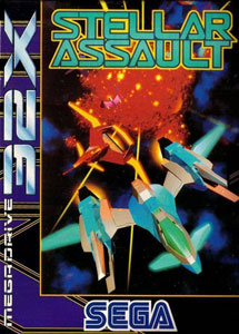 Portada de la descarga de Stellar Assault