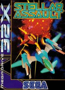 Portada de la descarga de Stellar Assault
