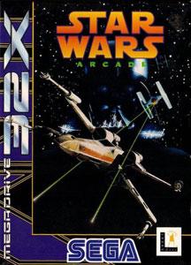 Carátula del juego Star Wars Arcade (Sega 32x)
