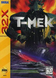 Portada de la descarga de T-Mek