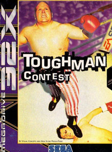Portada de la descarga de Toughman Contest