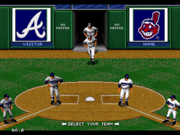 Imagen de la descarga de World Series Baseball 95