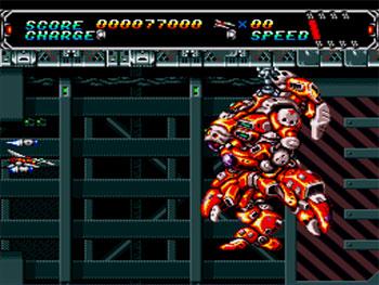 Imagen de la descarga de Android Assault: The Revenge of Bari-Arm