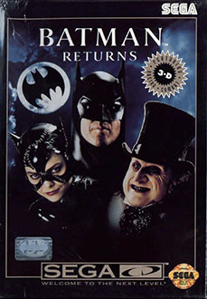 Juego online Batman Returns (SEGA CD)