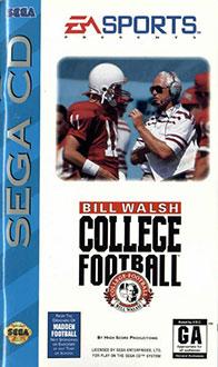 Portada de la descarga de Bill Walsh College Football