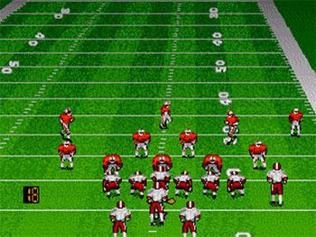 Imagen de la descarga de Bill Walsh College Football