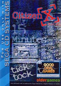 Juego online Citizen X (SEGA CD)