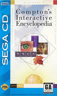 Juego online Compton's Interactive Encyclopedia (SEGA CD)