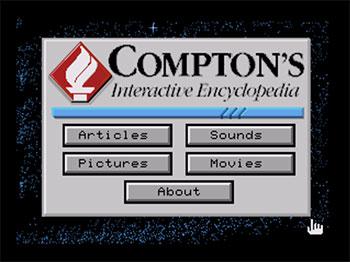 Imagen de la descarga de Compton's Interactive Encyclopedia