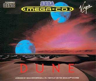 Portada de la descarga de Dune