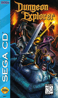 Juego online Dungeon Explorer (SEGA CD)