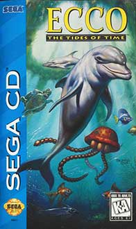 Juego online Ecco: The Tides of Time (SEGA CD)