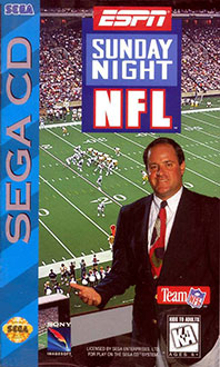 Juego online ESPN Sunday Night NFL (SEGA CD)