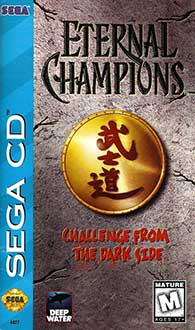Juego online Eternal Champions: Challenge from the Dark Side (SEGA CD)