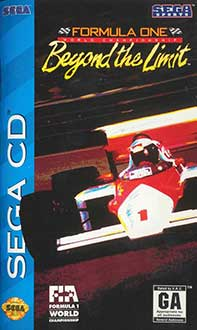 Juego online Formula One World Championship: Beyond the Limit  (SEGA CD)
