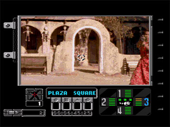 Pantallazo del juego online Ground Zero Texas (SEGA CD)