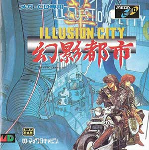 Juego online Illusion City - Gen'ei Toshi (SEGA CD)