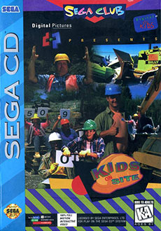 Juego online Kids on Site (SEGA CD)