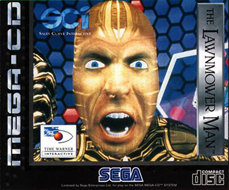 Juego online The Lawnmower Man (SEGA CD)
