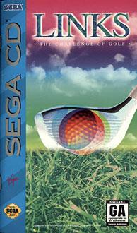 Juego online Links: The Challenge of Golf (SEGA CD)