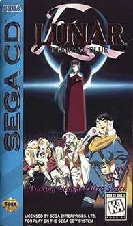 Juego online Lunar: Eternal Blue (SEGA CD)