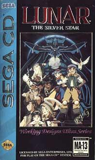 Juego online Lunar: The Silver Star (SEGA CD)
