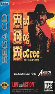 Portada de la descarga de Mad Dog McCree