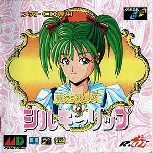 Juego online Mahou no Shoujo: Silky Lip (SEGA CD)