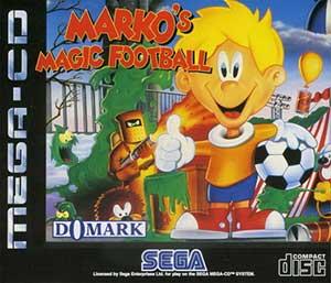 Juego online Marko's Magic Football (SEGA CD)