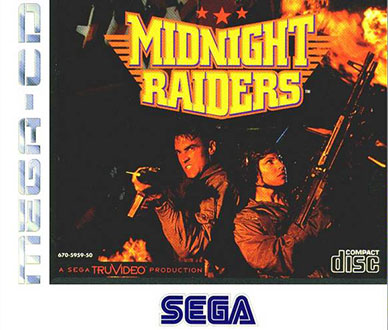 Juego online Midnight Raiders (SEGA CD)