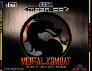 Carátula del juego Mortal Kombat (SEGA CD)