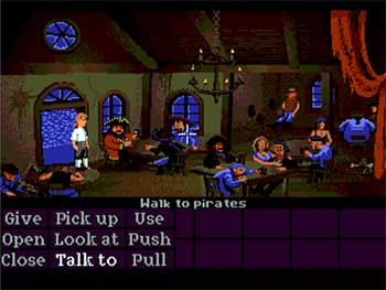 Imagen de la descarga de The Secret of Monkey Island