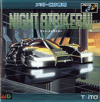 Juego online Night Striker (SEGA CD)