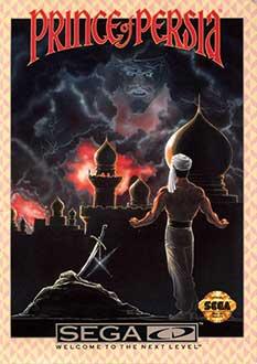Juego online Prince of Persia (SEGA CD)