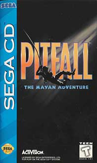 Juego online Pitfall: The Mayan Adventure (SEGA CD)