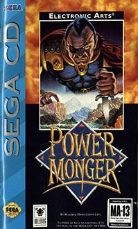 Juego online PowerMonger (SEGA CD)